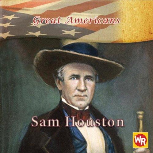 9780836883169: Sam Houston (Great Americans)