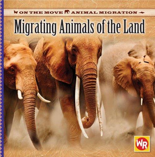 Migrating Animals of the Land (On the Move: Animal Migration): Thea Feldman
