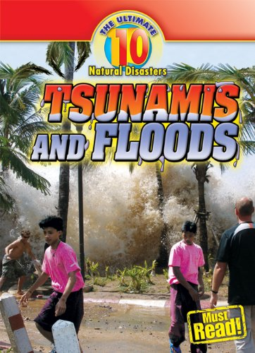 9780836891546: Tsunamis and Floods (Ultimate 10)
