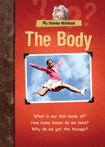 9780836892123: The Body (My Science Notebook)