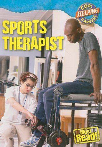 9780836893298: Sports Therapist (Helping Careers)
