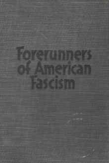 Forerunners of American Fascism