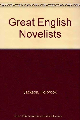 9780836905632: Great English Novelists