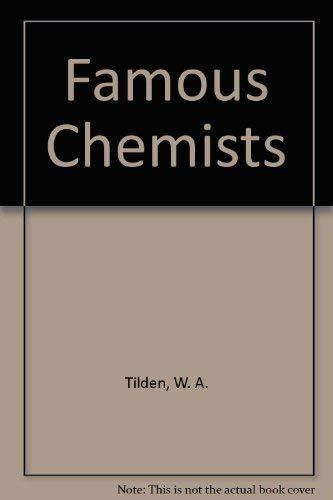 9780836909449: Famous Chemists