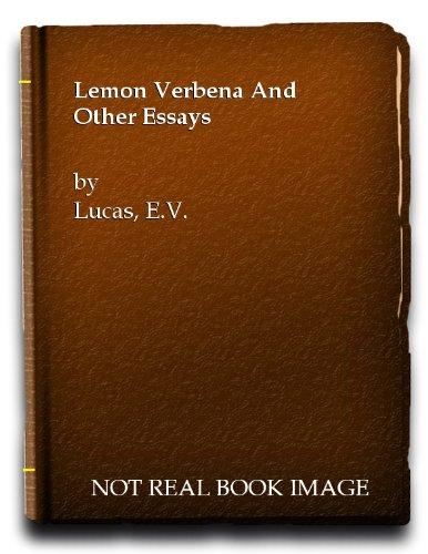 essay on lemon