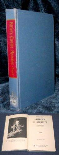 Hitler's Twelve Apostles (Essay index reprint series): Dutch, Oswald