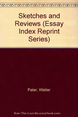 9780836913712: Sketches and Reviews (Essay Index Reprint Series)