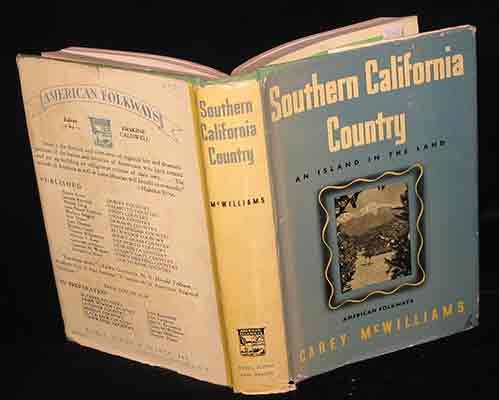 9780836916744: Southern California Country: An Island on the Land (American Folkways Series)