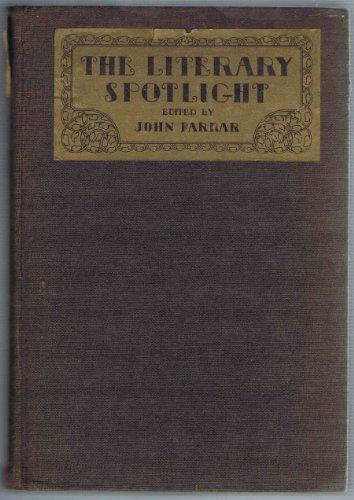 9780836918748: Literary Spotlight (Essay index reprint series)