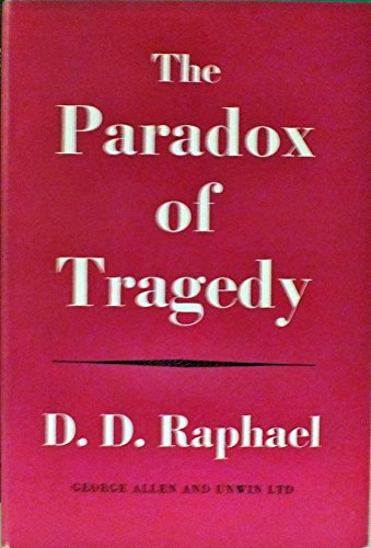 9780836920215: Paradox of Tragedy (The Mahlon Powell lectures)