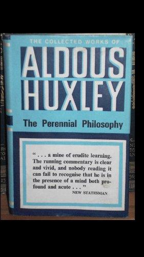 9780836927733: The Perennial Philosophy (Essay index reprint series)