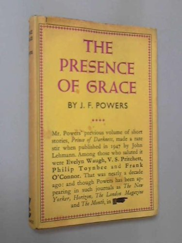 Presence of Grace (Short Story Index Reprint Series): Powers, J. F.
