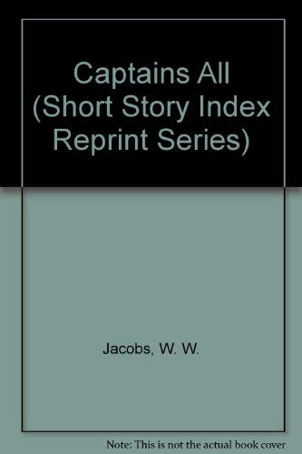 Captains All (Short Story Index Reprint
