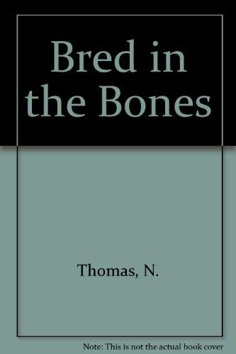 9780836930573: Bred in the Bones (Short story index reprint series)