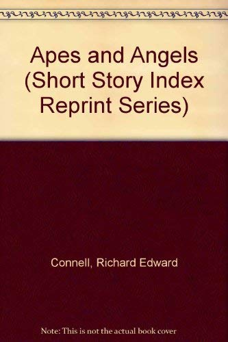 9780836933093: Apes and Angels (Short Story Index Reprint Series)