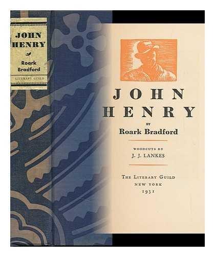 John Henry (Short Story Index Reprint Series): Roark Bradford