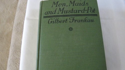 9780836939392: Men Maids and Mustard Pot: A Collection of Tales (Short Story Index Reprint Series)