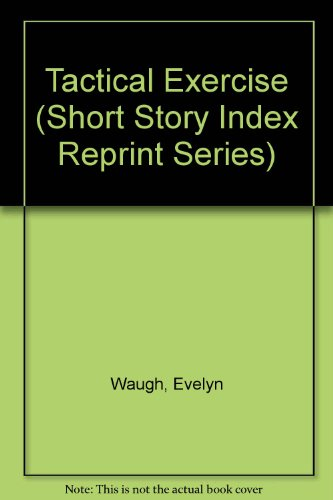 9780836939972: Tactical Exercise (Short Story Index Reprint Series)