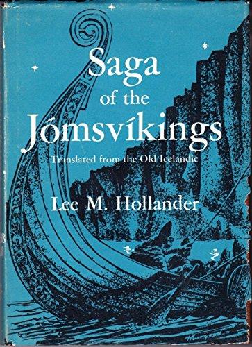 9780836958010: Saga of the Jomsvikings (Select Bibliographies Reprint) (English and Icelandic Edition)