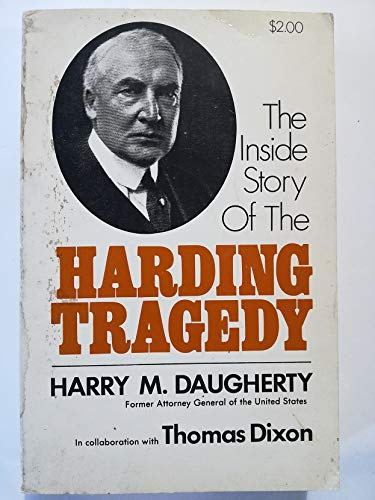 9780836958331: The Inside Story of the Harding Tragedy