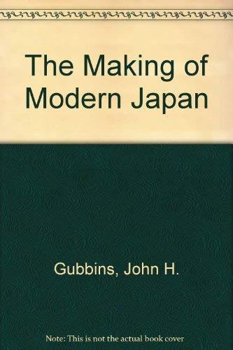 9780836959802: The Making of Modern Japan