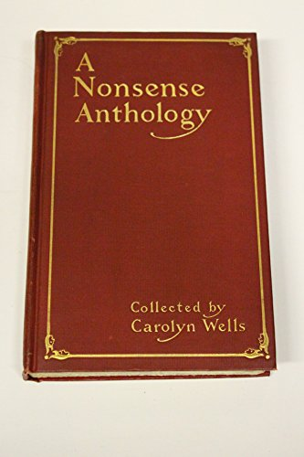 9780836961898: A Nonsense Anthology (Granger index reprint series)