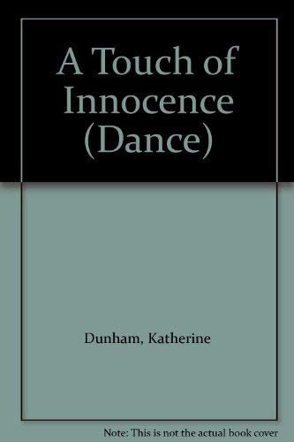 9780836992892: A Touch of Innocence (Dance)