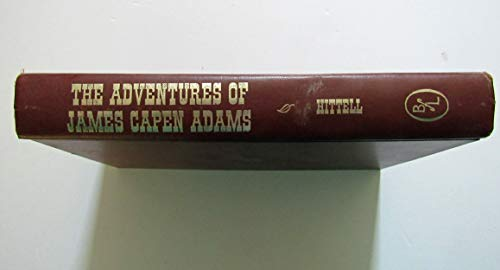 9780836999143: Adventures of James Capen Adams: Mountaineer and Grizzly Bear Hunter of California