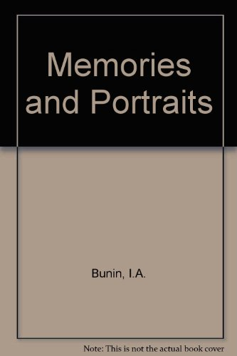 9780837100333: Memories and Portraits