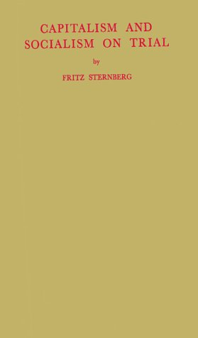 9780837102375: Capitalism and Socialism on Trial: