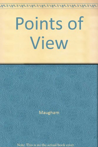9780837105642: Points of View