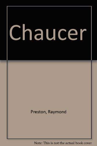 9780837114781: Chaucer
