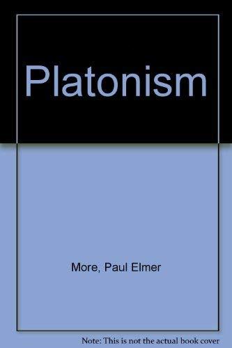 9780837116273: Platonism