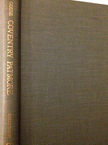 Coventry Patmore (Literary lives): Gosse, Edmund