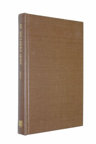 9780837120126: My Southern Home; or, The South and Its People