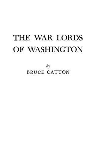 9780837121499: The War Lords of Washington.