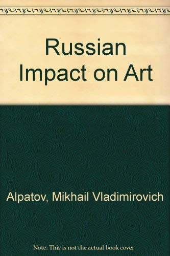 9780837121604: Russian Impact on Art