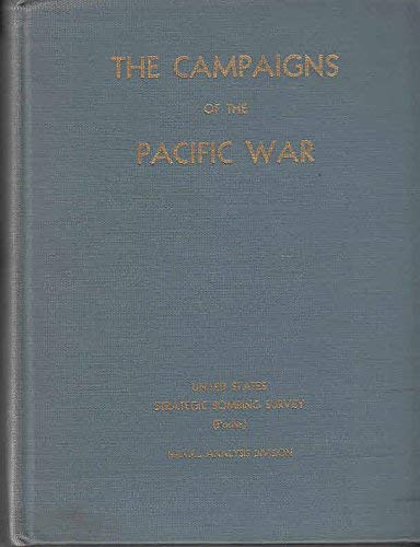 Campaigns of the Pacific War: Survey, United States
