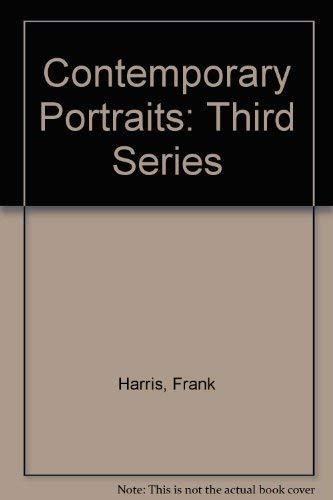 Contemporary Portraits: Harris, Frank [Edited