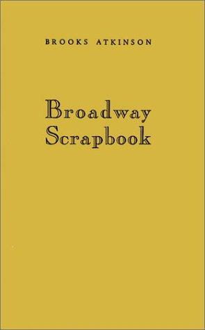 9780837133317: Broadway Scrapbook: