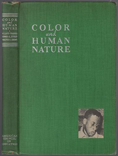 9780837134666: Color and Human Nature: Negro Personality Development in a Northern City