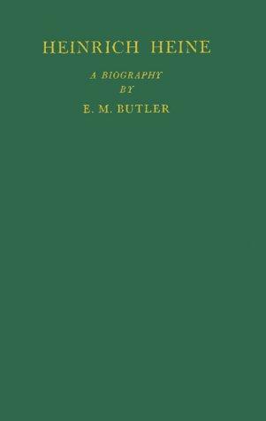 9780837136073: Heinrich Heine: A Biography
