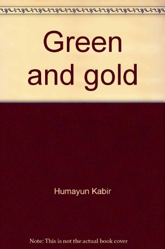 9780837139562: Green and gold;: Stories and poems from Bengal