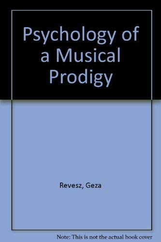 9780837140049: The Psychology of a Musical Prodigy