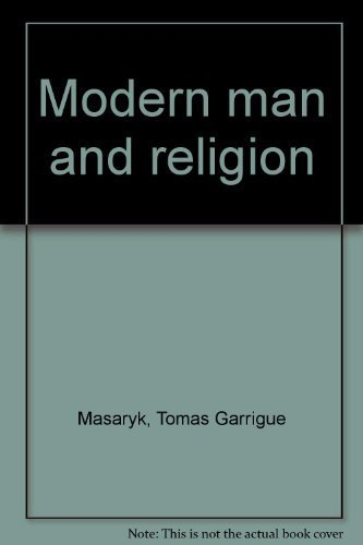 9780837142739: Modern Man and Religion