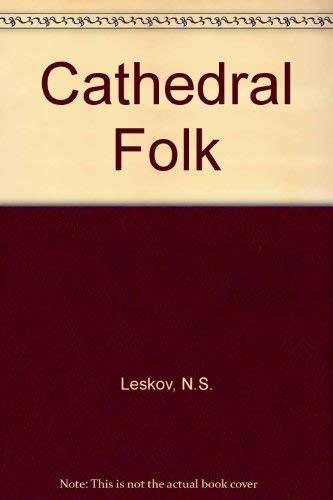 9780837145228: Cathedral Folk