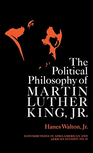Download The Political Philosophy of Martin Luther King, Jr. (Contributions in Afro-American and African Studies, Number 10)