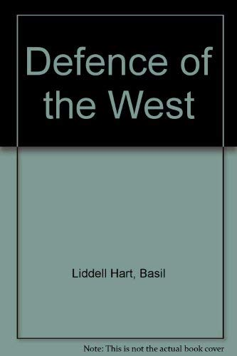 9780837147017: Defence of the West