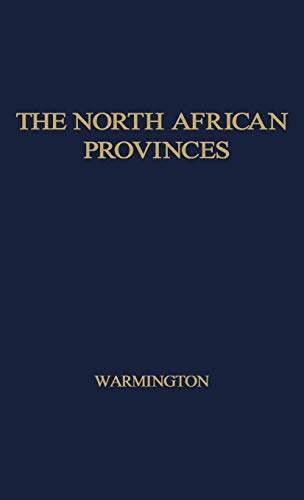9780837152028: The North African Provinces from Diocletian to the Vandal Conquest