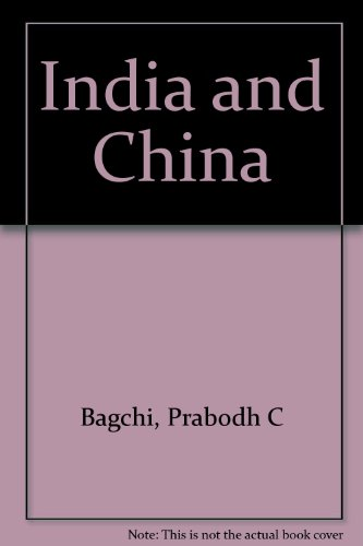 9780837152035: India and China: A Thousand Years of Cultural Relations